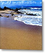 Vieques Beach Metal Print by Thomas R Fletcher