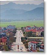 Vietnam, Dien Bien Phu Metal Print