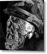 Vietnam - Forgotten War. Metal Print