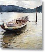 Vietnam Waters Metal Print