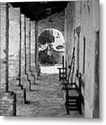View At The End Metal Print