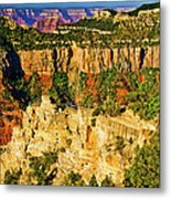 View From Angel Point  Metal Print