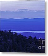 View From Cadillac Mountain Metal Print by Diane Diederich