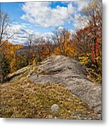 View From Eagle Cliff - Eagle Bay Ny Metal Print
