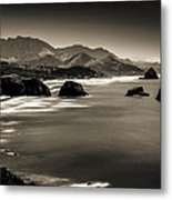View From Ecola Metal Print