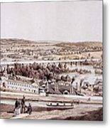 View From Gambles Hill, Richmond Metal Print