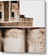 View From Guthrie Metal Print