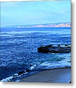 View From La Jolla Metal Print