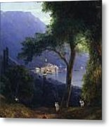 View From Livadia-1861 Metal Print