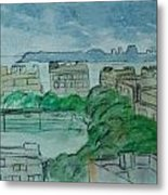 View From My Window Metal Print