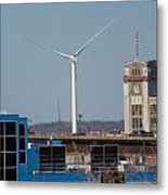 View From North Point Metal Print