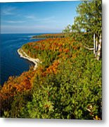 View From Sven's Bluff Metal Print