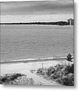 View From The Fort Gratiot Light House Metal Print