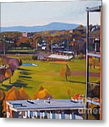 View From The Heights Metal Print