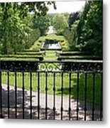 View From The Jefferson Porch Metal Print