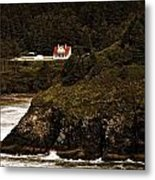 View From The Keeper's House Metal Print