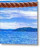 View From The Resort 6799 Metal Print