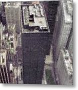 View From The World Trade Center Metal Print