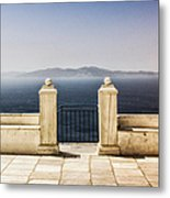 View From Tinos Metal Print