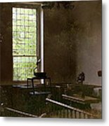 View Of The Past Metal Print