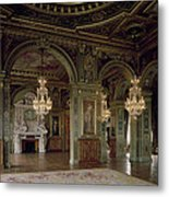View Of The Salle Des Arts, After 1871 Photo Metal Print