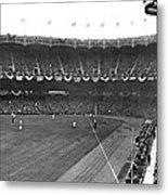 View Of Yankee Stadium Metal Print