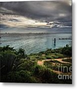 View Wit A Room Metal Print