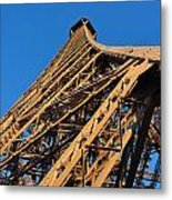 Views Of The Tower Metal Print
