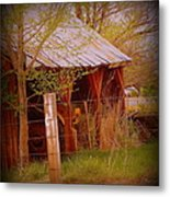Vignette Of The Past Metal Print