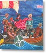 Vikings Metal Print