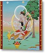 Vinapa Mahasiddha Metal Print