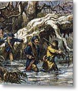 Vincennes: March, 1779 Metal Print by Granger