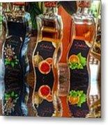 Vinegar Reflects  Metal Print