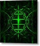 Vinetastic Metal Print