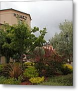 Vineyard Creek Hyatt Hotel Santa Rosa California 5d25795 Metal Print