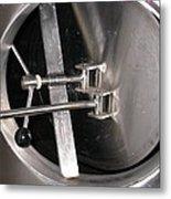 Vineyards In Va - 121274 Metal Print