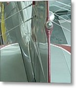 Vintage Airplane Four Metal Print