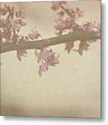 Vintage Bloom Metal Print