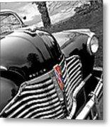 Vintage Buick 8 Metal Print