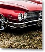 Vintage Car 2  Metal Print