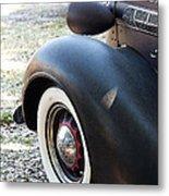 Vintage Chrysler Automobile Poster Look II Usa Metal Print