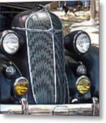 Vintage Chrysler Automobile Poster Look IIi Usa Metal Print