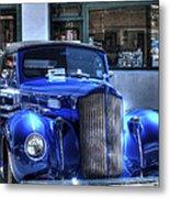 Vintage Cruise Cars 3 Metal Print