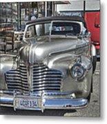 Vintage Cruise Cars 6 Metal Print