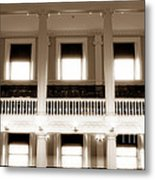 Vintage Faneuil Hall Metal Print by John Rizzuto