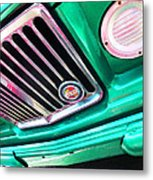 Vintage Jeep - J3000 Gladiator By Sharon Cummings Metal Print