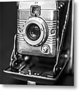 Vintage Polaroid Land Camera Model 80a Metal Print
