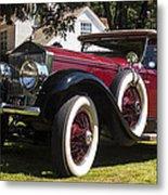 Vintage Rolls Royce Phantom Metal Print