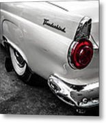 Vintage Ford Thunderbird Metal Print