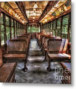 Vintage Trolley No. 948 Metal Print